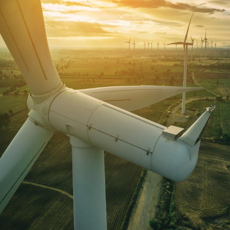 Renewables and Windfarm